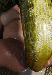 Порно аниме 3д