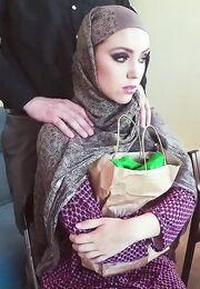 Порно в хиджабе