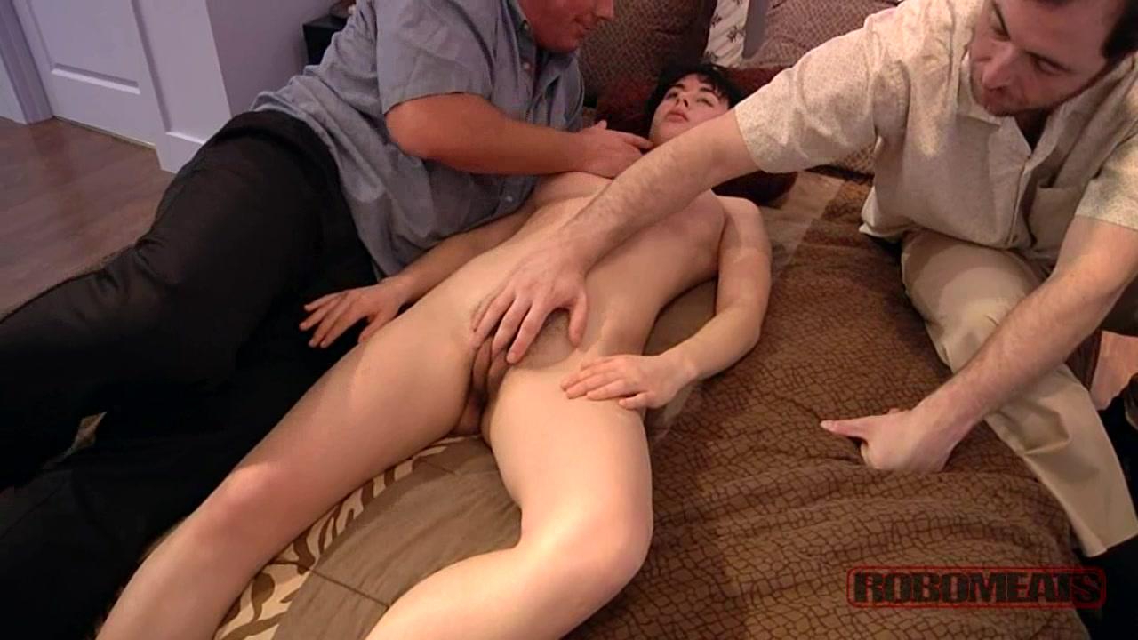Порно самый обычный секс