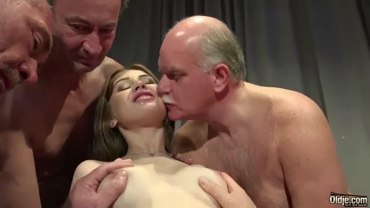 Русское порно с дедами