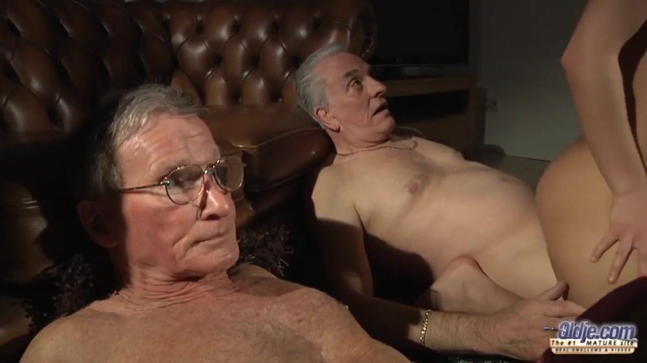 Как старики берут клитор