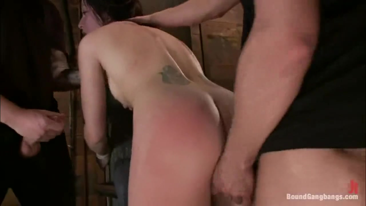 Постановочное жестокое порно