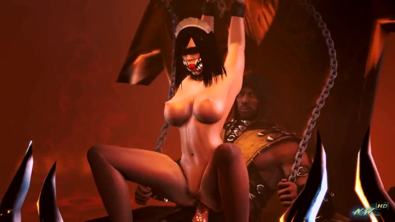 Mortal kombat секс анимации
