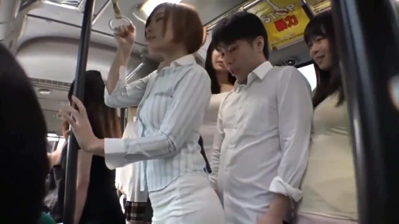 Азия Порно В Автобусе
