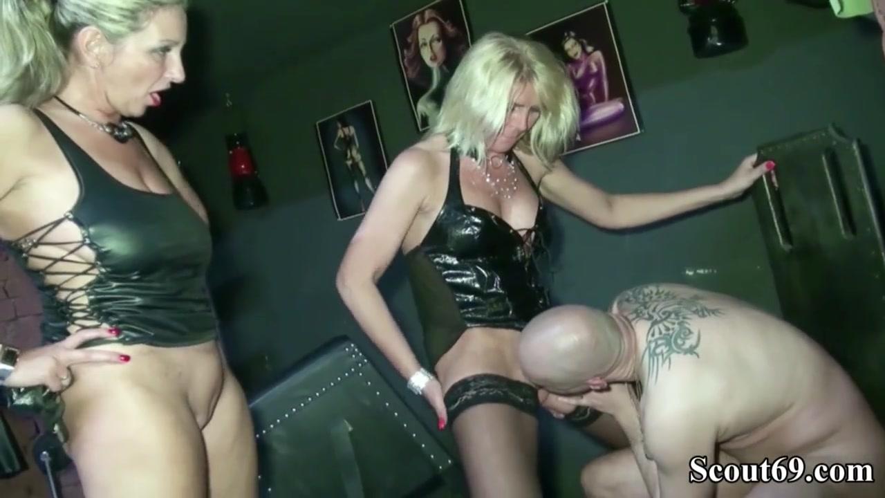 Немецкая Зрелая Госпожа Порно