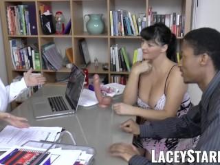 Nathan Bronson показывает в стриме классный секс с азиаткой