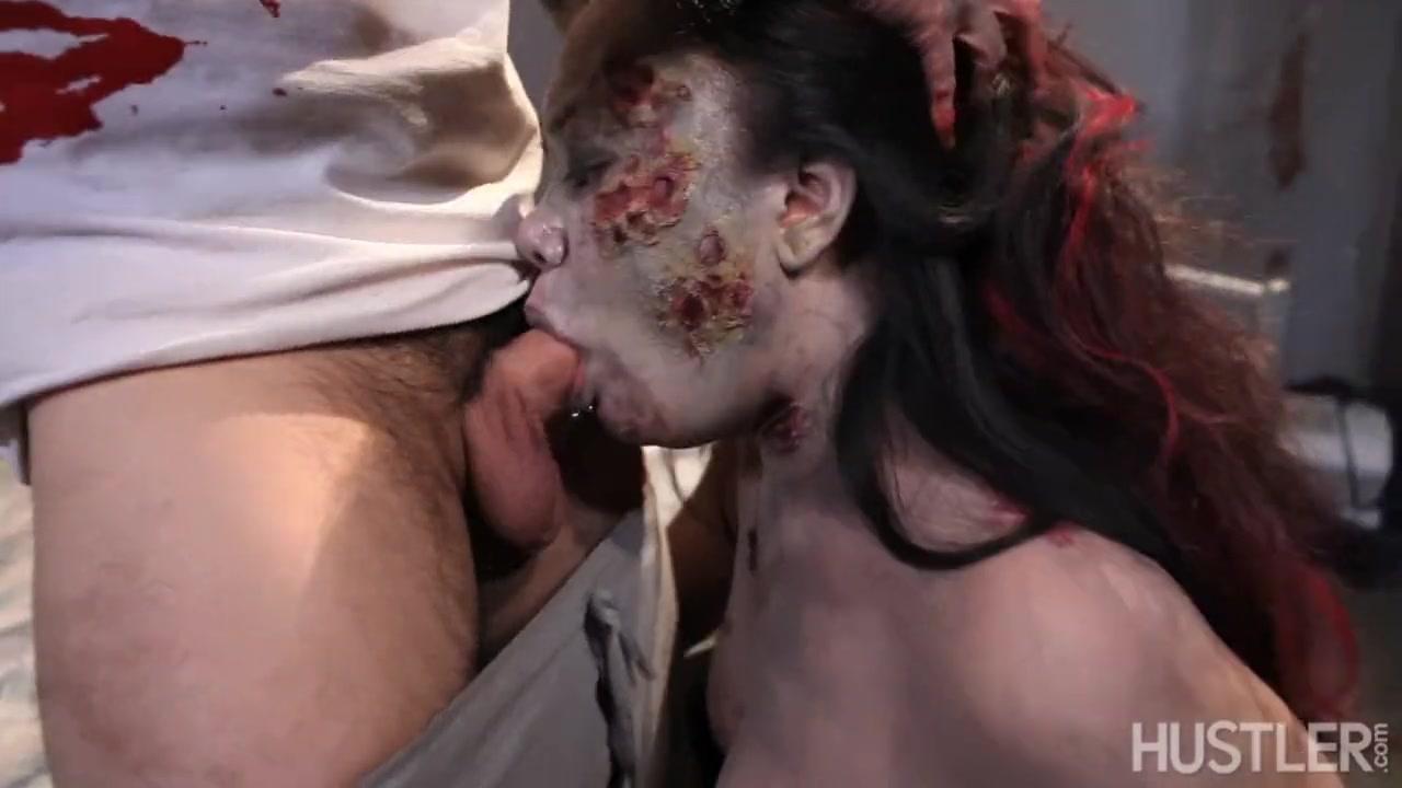 Секс с зомби девушками