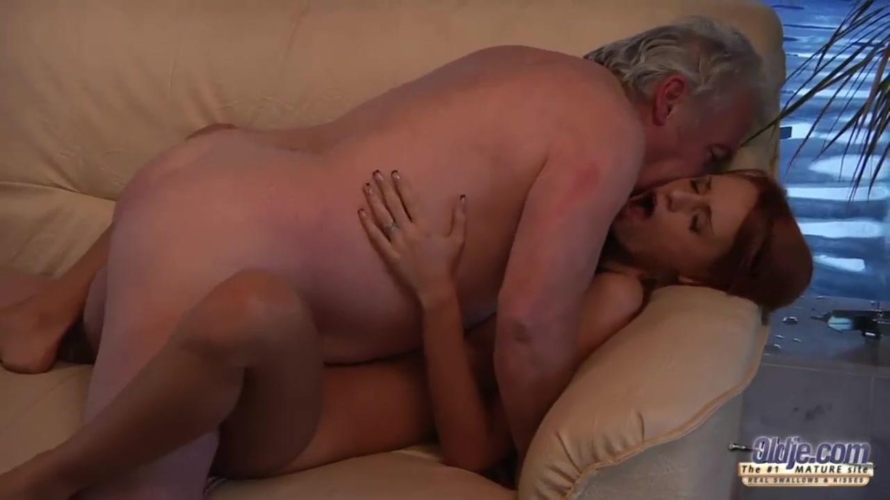 Оральный секс с дедушкой видео