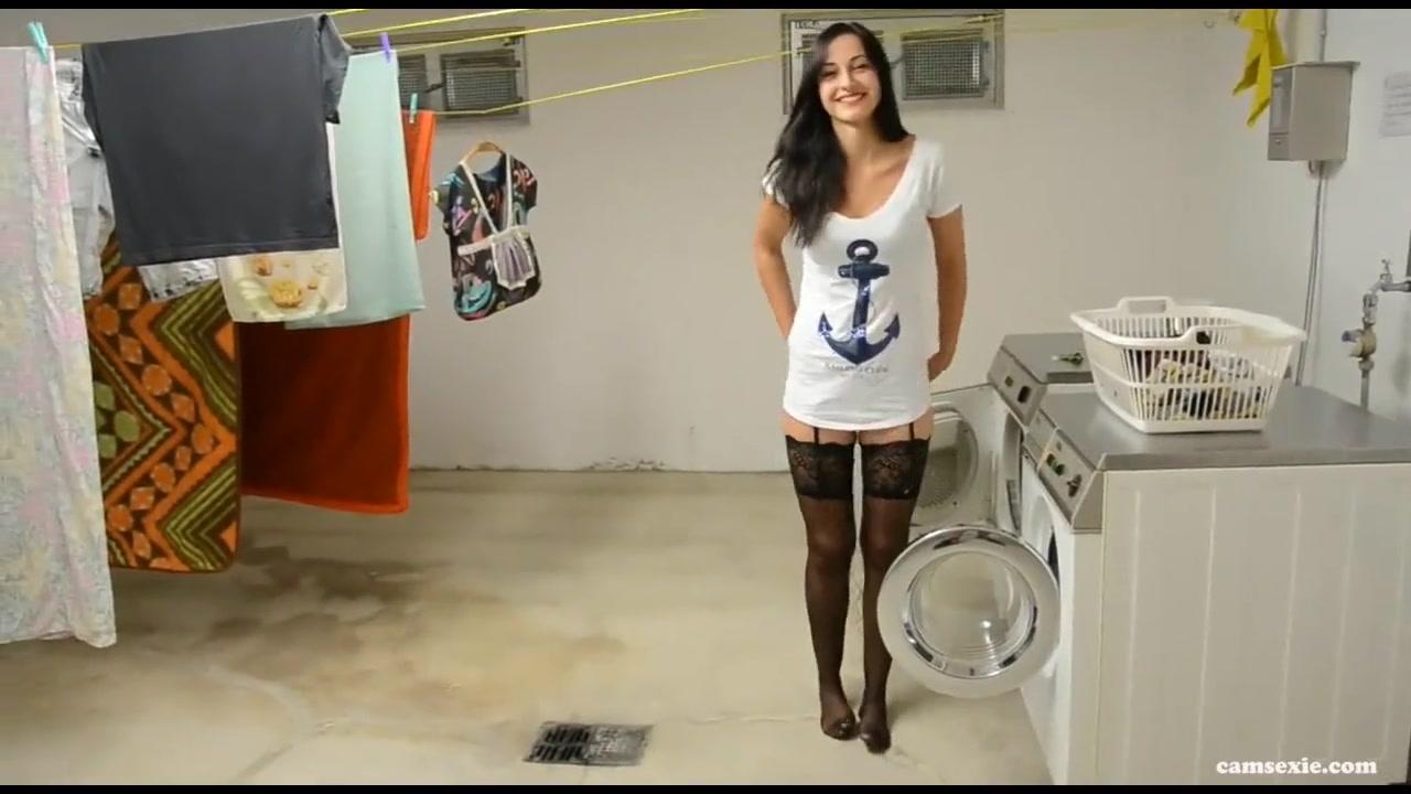 Порно с монашками на стиральной машине