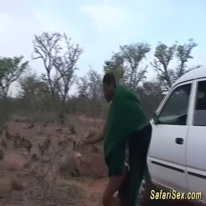 Секс село африки