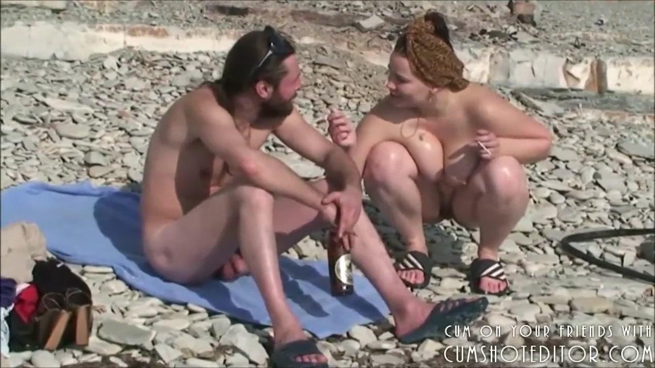 Красивые сиськи на диком пляже, фильм для виросли авиалинии дорселя