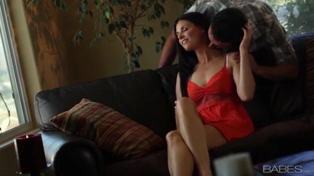 Секс взрослой мамы с сыном